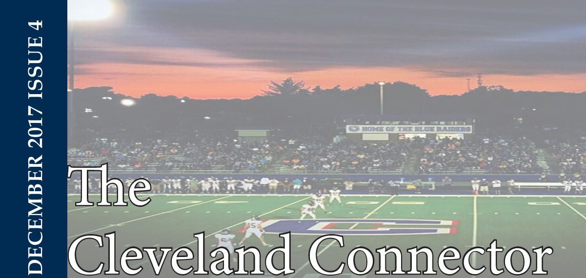 December 2017 Issue 4 - The Cleveland Connector Opens in new window