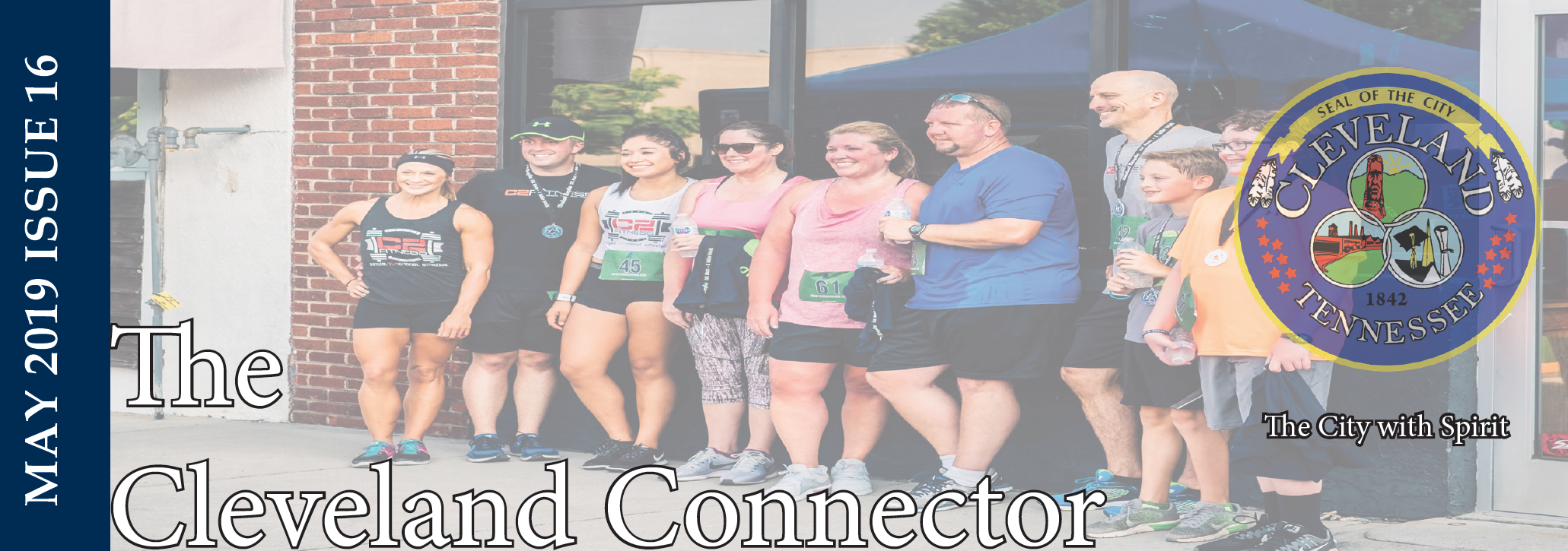May 2019 Issue 16 - The Cleveland Connector Opens in new window