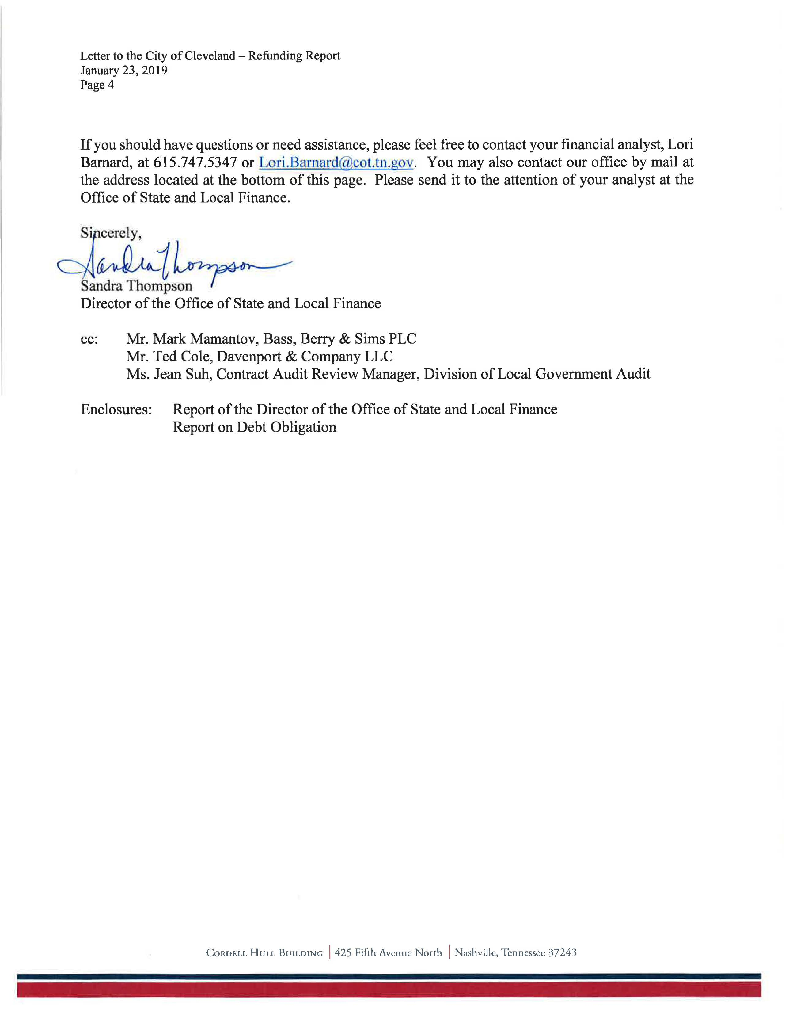 Letter to the City of Cleveland General Obligation Bonds Series 2019 - 5.jpg